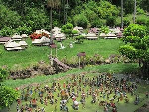 雲南 タイ族の村