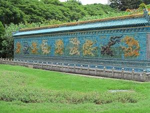 北京 九龍壁