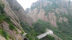 トンネルや橋もある