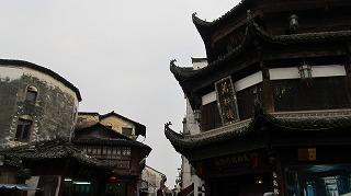 古い安徽省様式の建物