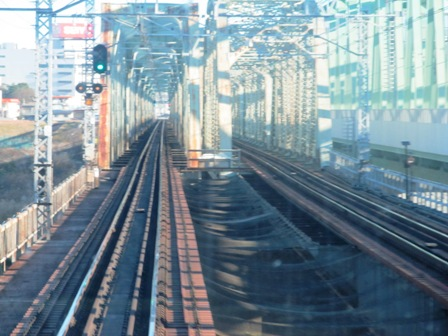 現橋梁入口