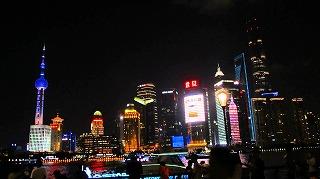 上海ガイドをする