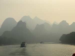 記憶にある桂林のイメージ