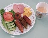 朝食デニッシュ