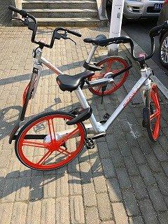 レンタル自転車サービス