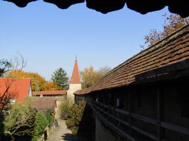城壁の写真