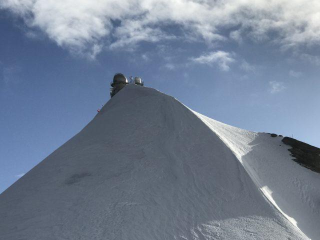 スフィンクス展望台(プラトーから)の写真