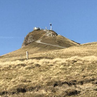 メンリッヒェン山頂の写真