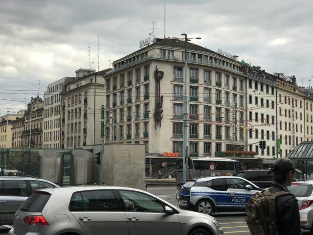ホテルスイスジュネーブの写真