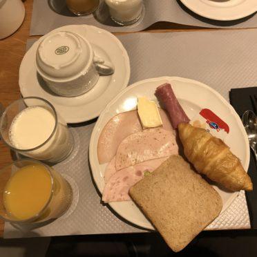 ジュネーブ朝食の写真