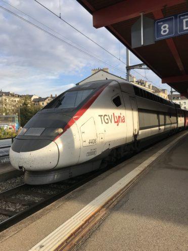 TGVの写真