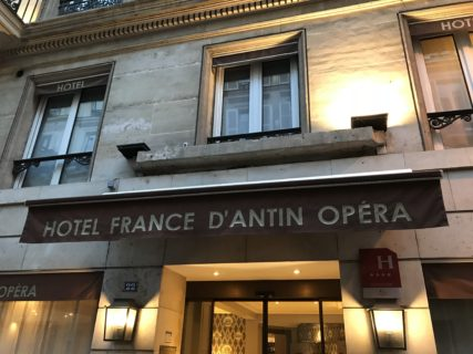 ホテルフランスダンタンオペラの写真