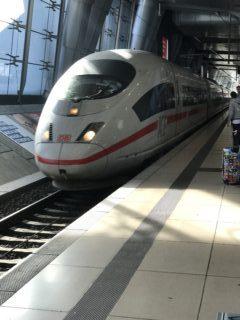 ICE721列車の写真