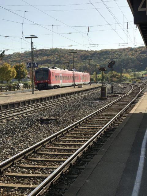 シュタイナッハ駅の写真