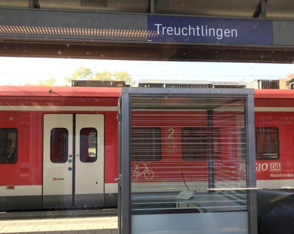 トロイッヒリンゲン駅の写真