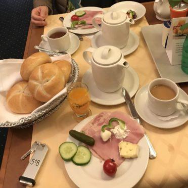 ミュンヘンの朝食の写真