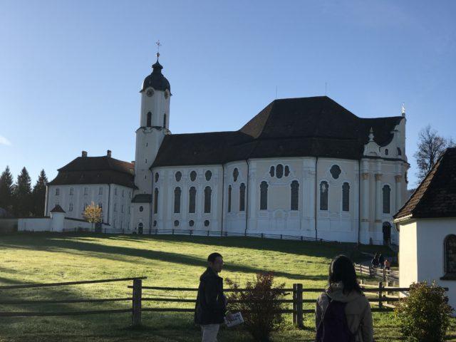 ヴィース教会の写真