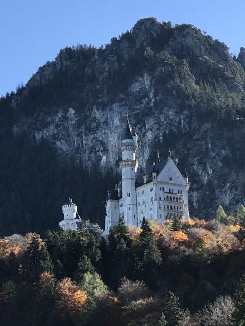ノインシュヴァンシュタイン城の写真